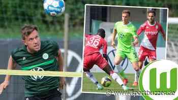 Wolfsburg-Dauerbrenner Gerhardt: Kopfball-Erfolg und Stammplatz-Hoffnung - Sportbuzzer
