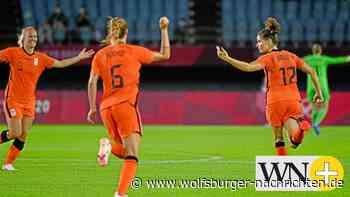 Sextett des VfL Wolfsburg bei Olympia auf Medaillenkurs - Wolfsburger Nachrichten
