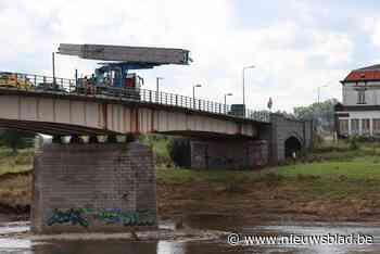 Maasbrug in Maaseik gaat weer open voor alle verkeer: tonnagebeperking opgeheven<BR />