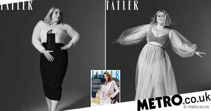Boris Johnson's daughter in photoshoot to highlight body positivity post-lockdown