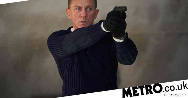 Here's a majorly action-packed Bond teaser to whet your appetite for No Time To Die
