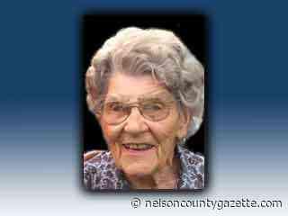 Obituary: Nancy Thornhill Hobbs, 100, Bardstown - Nelson County Gazette