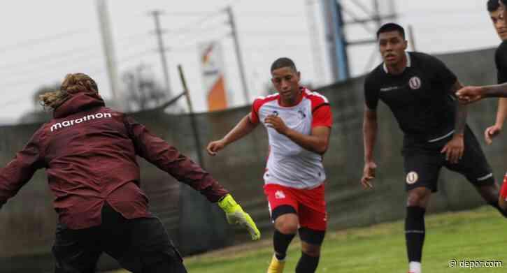 El 'León' rugió con todo: Universitario perdió 4-0 con Melgar en amistoso - Diario Depor
