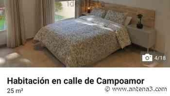 La habitación que oferta Idealista en Valencia por la que tendrás que pagar 1.050 euros al mes - Antena 3 Noticias