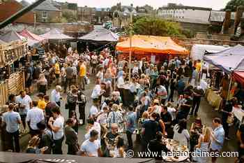 Hereford's Indie Food festival cancelled due to Coronavirus pingdemic