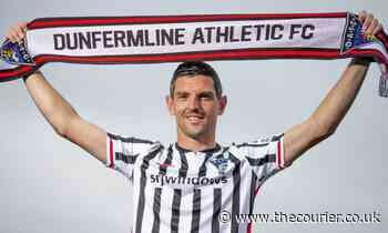 Former Rangers, Scotland and Dundee midfielder Graham Dorrans joins Dunfermline - The Courier