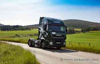 Glenfiddich whisky lorries in Scotland will run on 'green biogas' made from distillery leftovers - The Scotsman