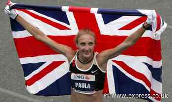 Paula Radcliffe backed independent Scotland team for sports events over Great Britain - Daily Express