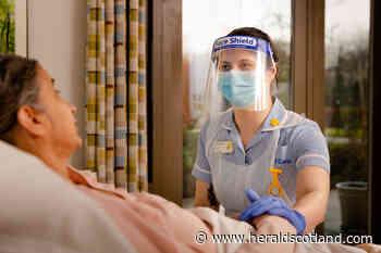 Nursing team recalls Covid heartache of being unable to hold cancer patient's hand - HeraldScotland