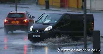 'Drive safe' plea as Scotland weather warnings issued - Daily Record