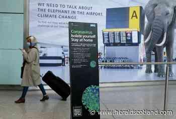 Covid Scotland: France travel restrictions are a hammer blow to citizens | HeraldScotland - HeraldScotland
