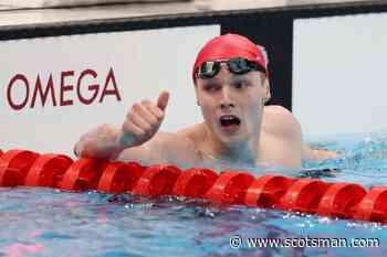 Tokyo 2020 Olympics: Scotland swimmer Duncan Scott into 200m freestyle final - The Scotsman