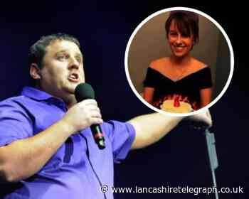 Peter Kay announces live shows in support of Laura Nuttall