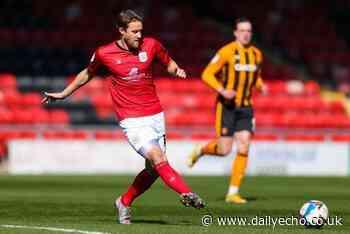 Saints bring academy grad Olly Lancashire back into B team