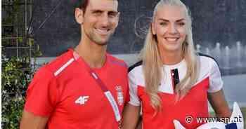 Ivona Dadic traf Novak Djokovic im Olympischen Dorf - Salzburger Nachrichten