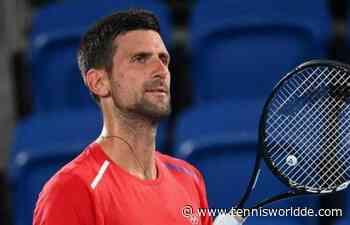 'Novak Djokovic hat wahrscheinlich 5.000 Fotos gemacht', sagt der kroatische Star - Tennis World DE