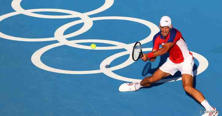 Ausnahmeerscheinung Novak Djokovic: Ein Tennis-Star bei Olympia - KURIER