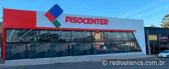 Pisocenter inaugura em Passo Fundo em 15 de julho - Rádio Aliança 750khz