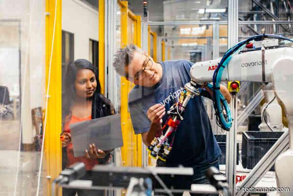 Robotic AI firm Covariant raises another $80 million