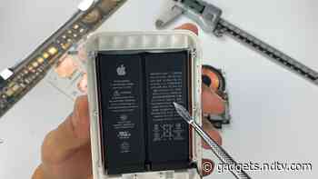 MagSafe Battery Pack Teardown Reveals Power Capacity, Two Identical Batteries, More Details
