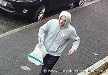 CCTV appeal after store staff threatened with screwdriver during robbery in Accrington