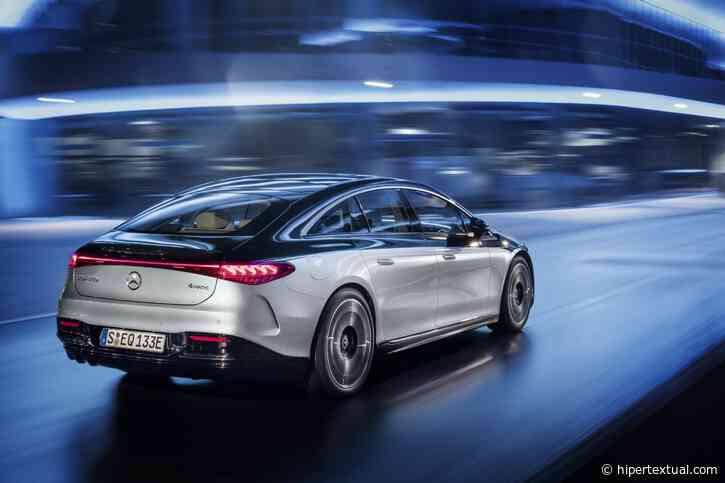 ¿Quieres el máximo ángulo de giro en el nuevo Mercedes EQS? Tendrás que pagar una suscripción anual de 500 euros - Hipertextual