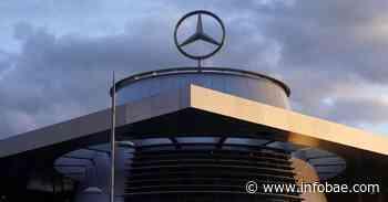 Mercedes Benz suspende la producción en Hungría por falta de semiconductores - infobae