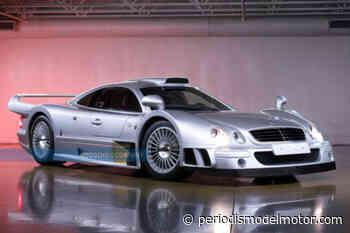 Subastan este Mercedes CLK GTR AMG, un coche de carreras para la calle - Periodismo del Motor