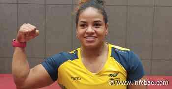 Ella es Mercedes Pérez, la pesista colombiana que irá por el podio en su tercera olimpiada - infobae