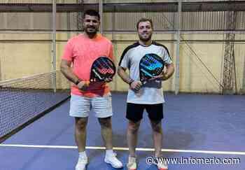 Juan Pablo de Luca y Juan Cipolla supercampeones en Villa Mercedes - Infomerlo.com