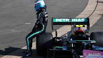 Mercedes le promete a Bottas 'un gran futuro' - AS