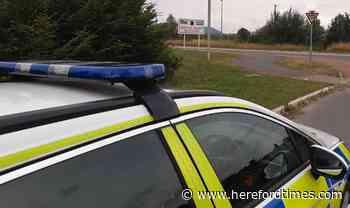 Police warn lorries using cut through near Hereford SAS camp