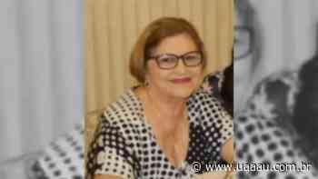 Sombrio perde Dona Alcione Amorim, vítima de infarto - Uaaau