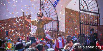 El regreso de San Cristóbal (Cusco) a su templo, un momento gigante - Aleteia ES