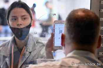 'Terugkerende reizigers voeden negatieve besmettingscijfers Brussel'