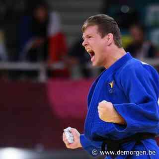 Brons voor Matthias Casse: judoka bezorgt België tweede olympische medaille