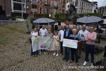 Takeaway van Chefs for Charity levert mooie cheque op voor Blijdorp<BR />