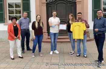 Los Amigos erhalten Sozialpreis - Mannheimer Morgen