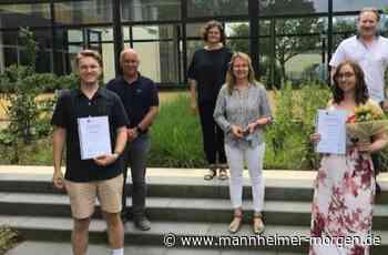 Bildungspreis für drei Azubis - Mannheimer Morgen