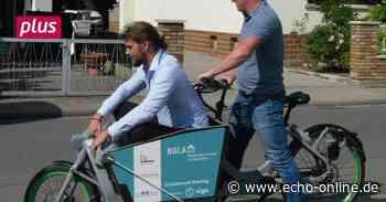 Lokaler Beitrag zur Mobilitätswende in Lampertheim - Echo Online