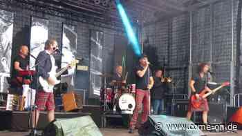 """Partylaune beim """"Sommer im Garten"""" in Meinerzhagen mit der Band Bings - come-on.de"""