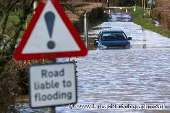 Seven tips on driving safely during through flood water