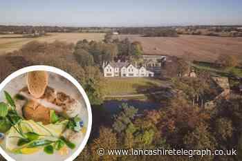Ormskirk restaurant named as one of UK's best for fine dining