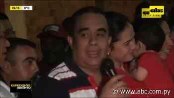 Condenan a dos años con suspensión de pena a exintendente de Lambaré - Nacionales - ABC Color