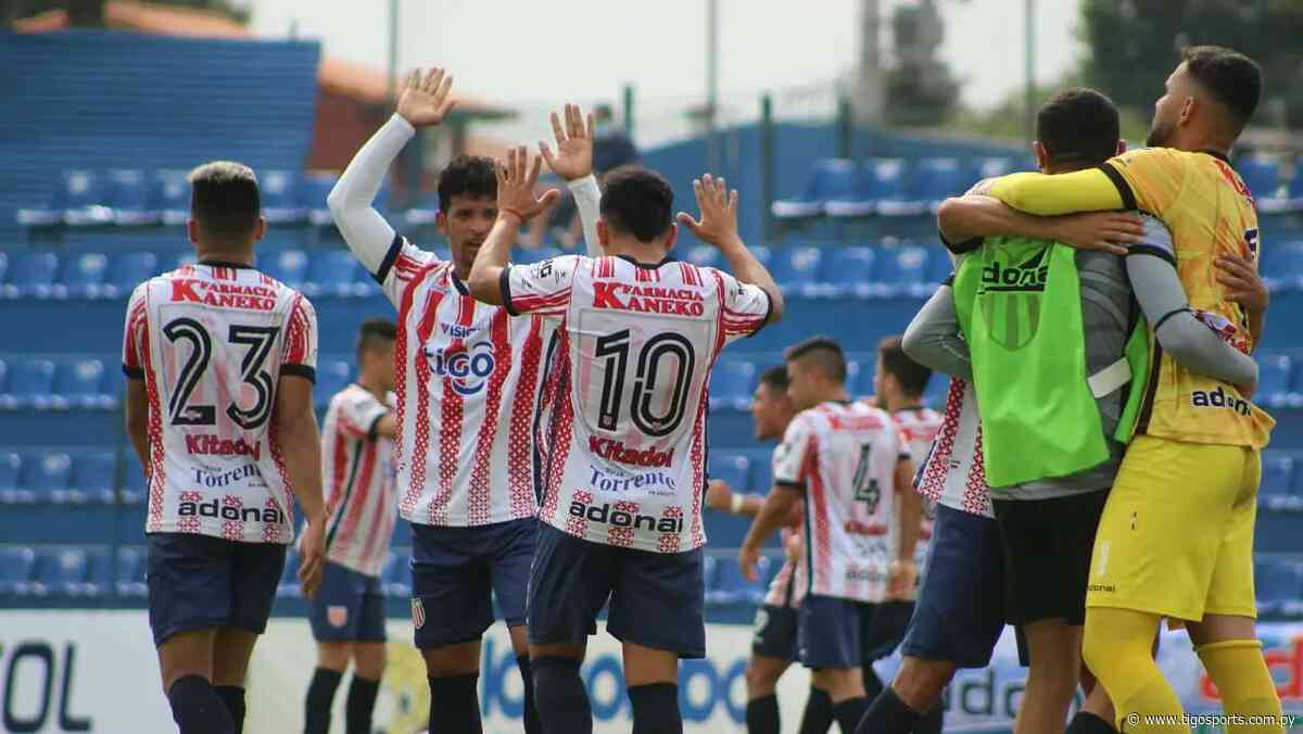 Gran victoria de Capitán Figari en Villa Elisa - Tigo Sports