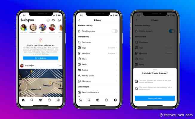 Instagram to default young teens to private accounts, restrict ads and unwanted adult contact