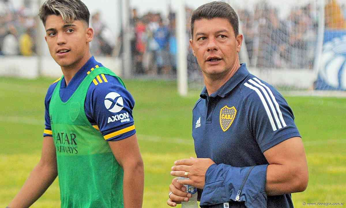 Boca afronta con los juveniles el clásico ante San Lorenzo: formaciones, hora y tevé - Diario Río Negro