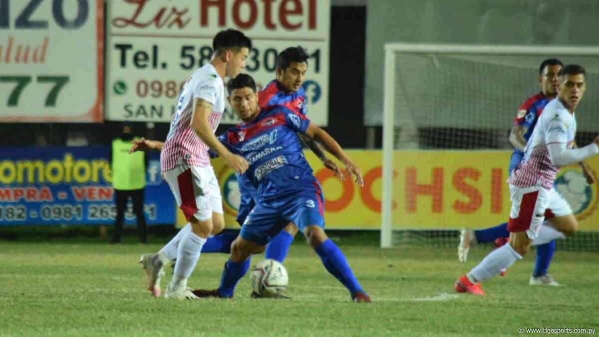 Intermedia. San Lorenzo - Independiente CG (1-2) - Tigo Sports