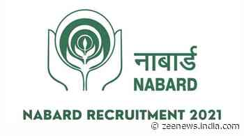 NABARD Recruitment 2021: 153 vacancies for Grade `A` post, know eligibility, important dates and how to apply