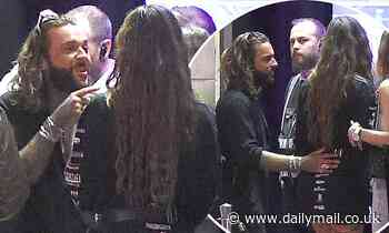 TOWIE star Pete Wicks puts on a cosy display with Dele Alli's model ex Ruby Mae